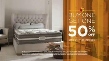 Mattress Firm Fall Asleep Sale TV Spot, 'Enjoy Our 120 Night Sleep Trial'