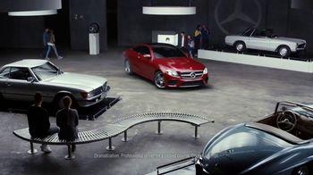 2018 Mercedes-Benz E300 Sport Sedan TV Spot, 'Powerslide: Lease'
