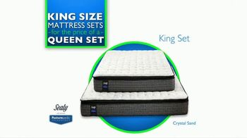 mattress king commercial. Rooms To Go Mattress Month TV Spot, \u0027Three Great Brands\u0027 - Thumbnail King Commercial